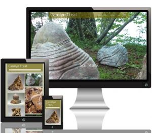 Carolyn Treat Website responsive
