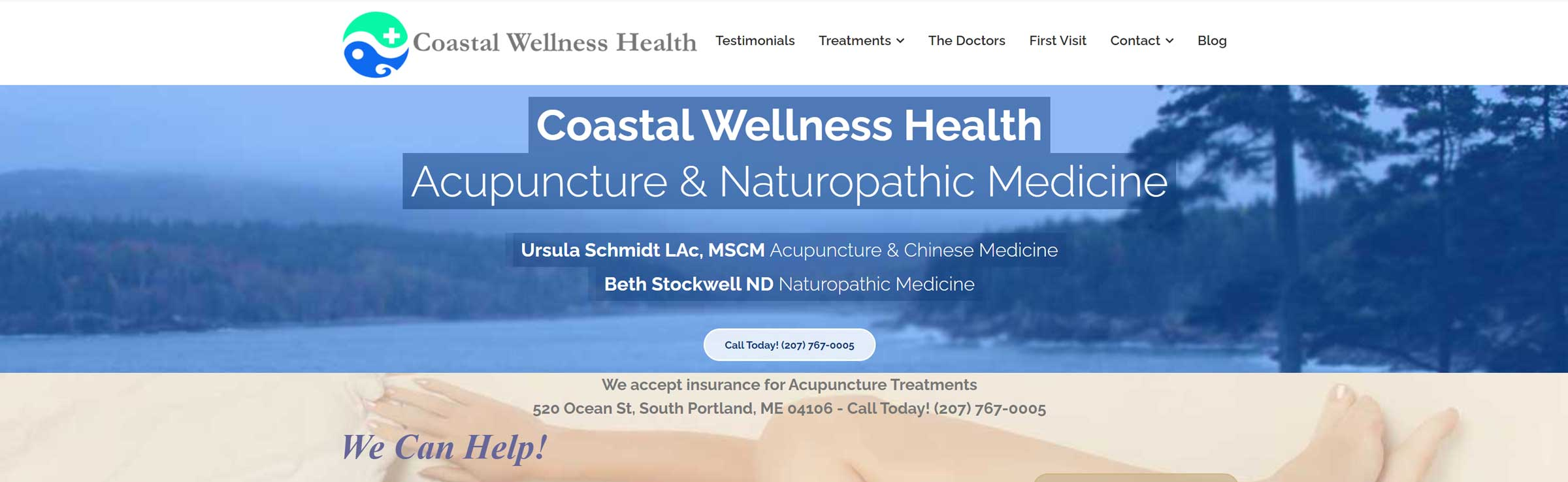 Coastal Wellness Health banner