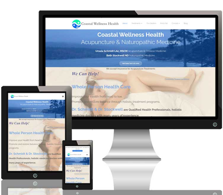 Coastal Wellness Health responsive