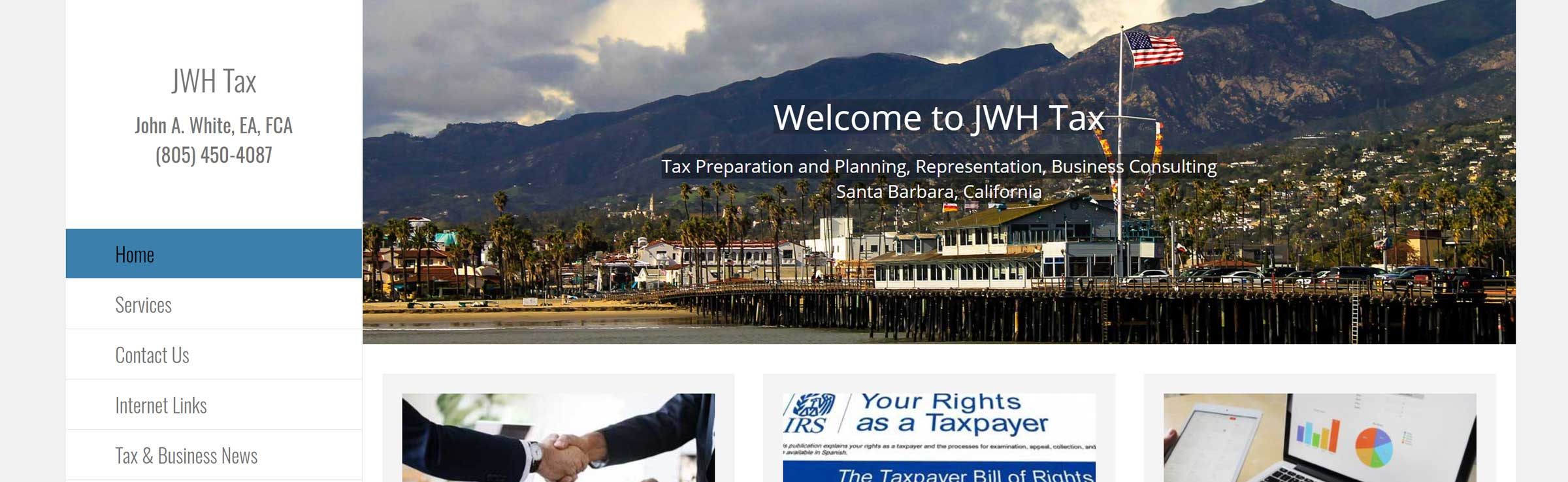 JWH Tax banner