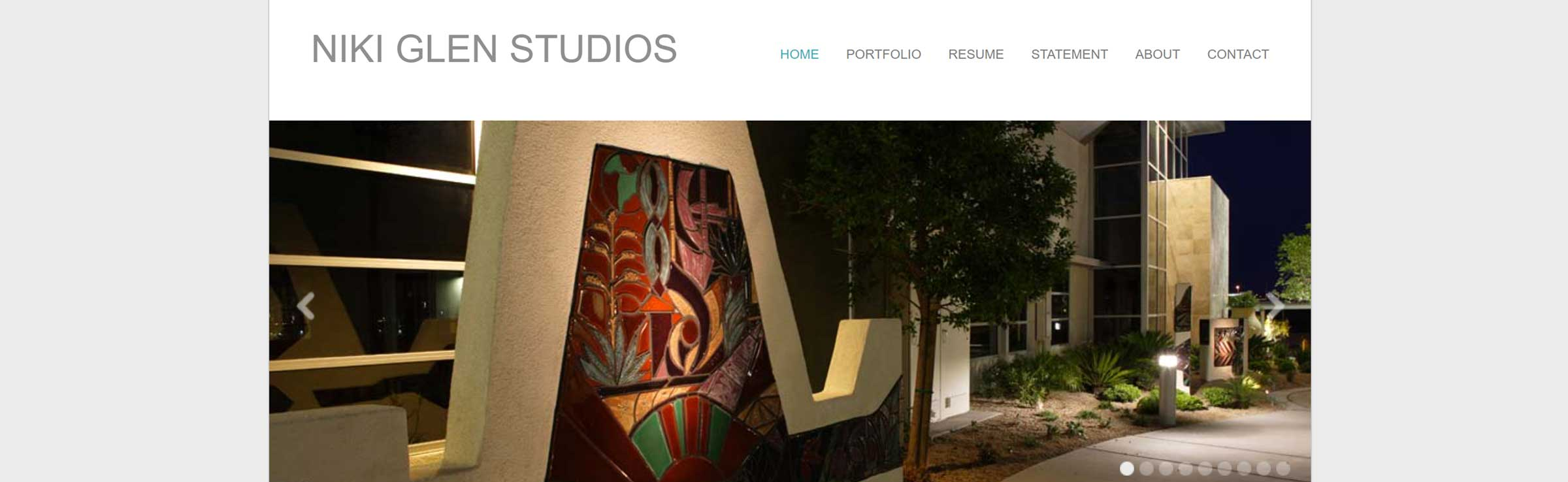 Glen Studios banner